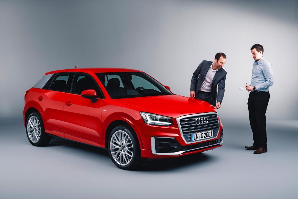 Audi Q2 Фотоальбомы Audiforum Lv новости и форум